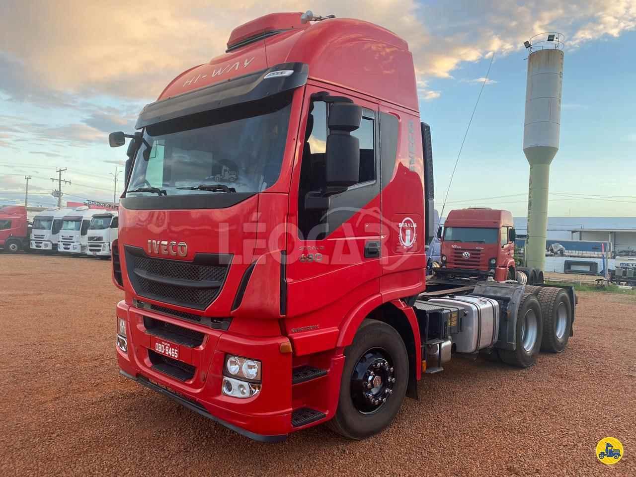 IVECO STRALIS 480  2013/2014 Leocar Caminhões