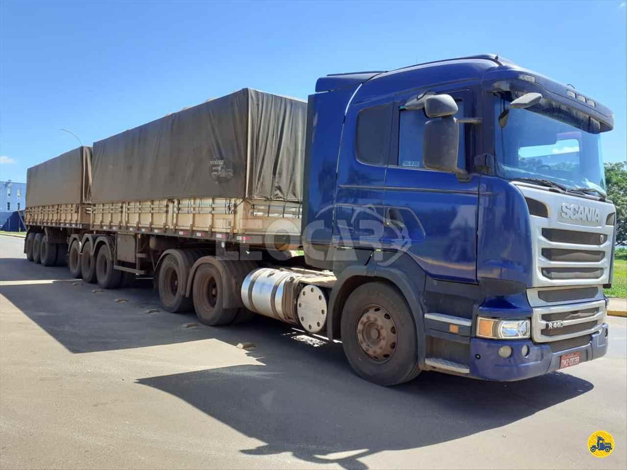CAMINHAO SCANIA SCANIA 440 Cavalo Mecânico Traçado 6x4 Leocar Caminhões PRIMAVERA DO LESTE MATO GROSSO MT