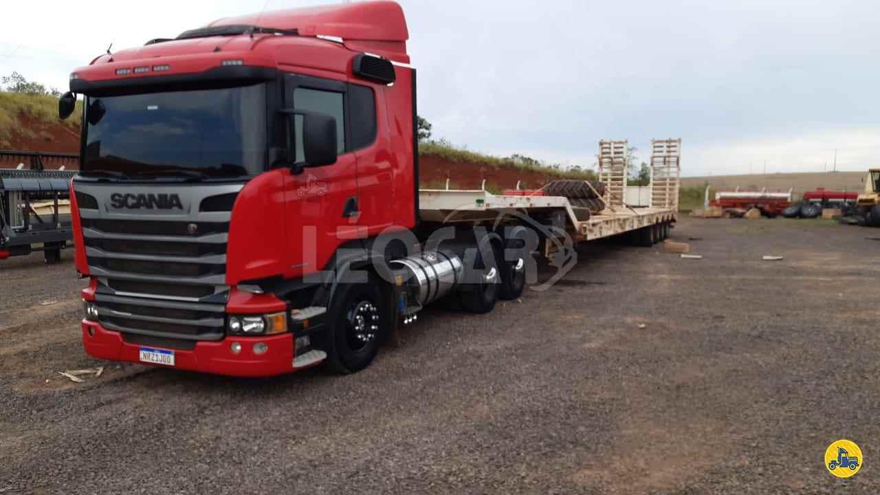 SCANIA 440 de Leocar Caminhões - PRIMAVERA DO LESTE/MT