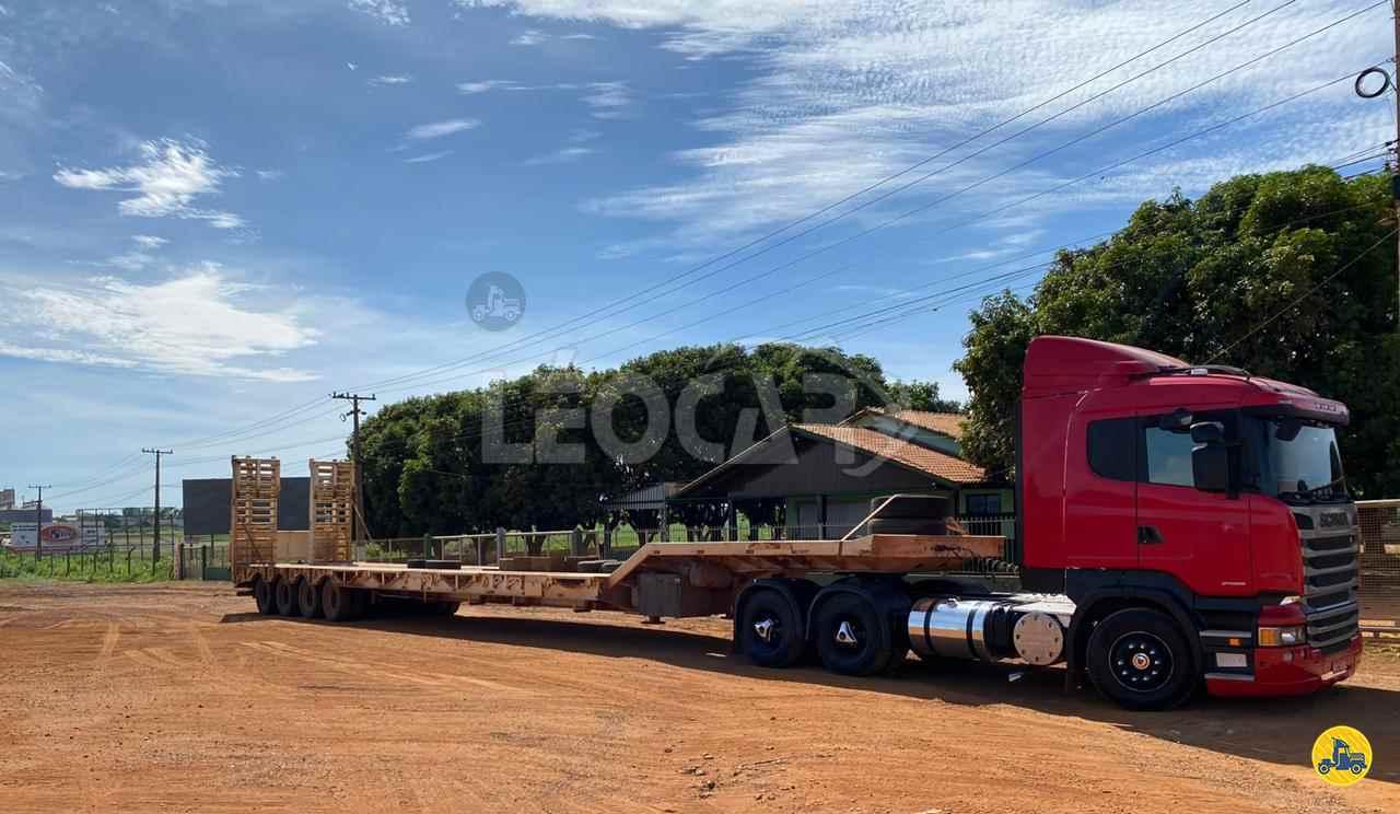 PRANCHA de Leocar Caminhões - PRIMAVERA DO LESTE/MT