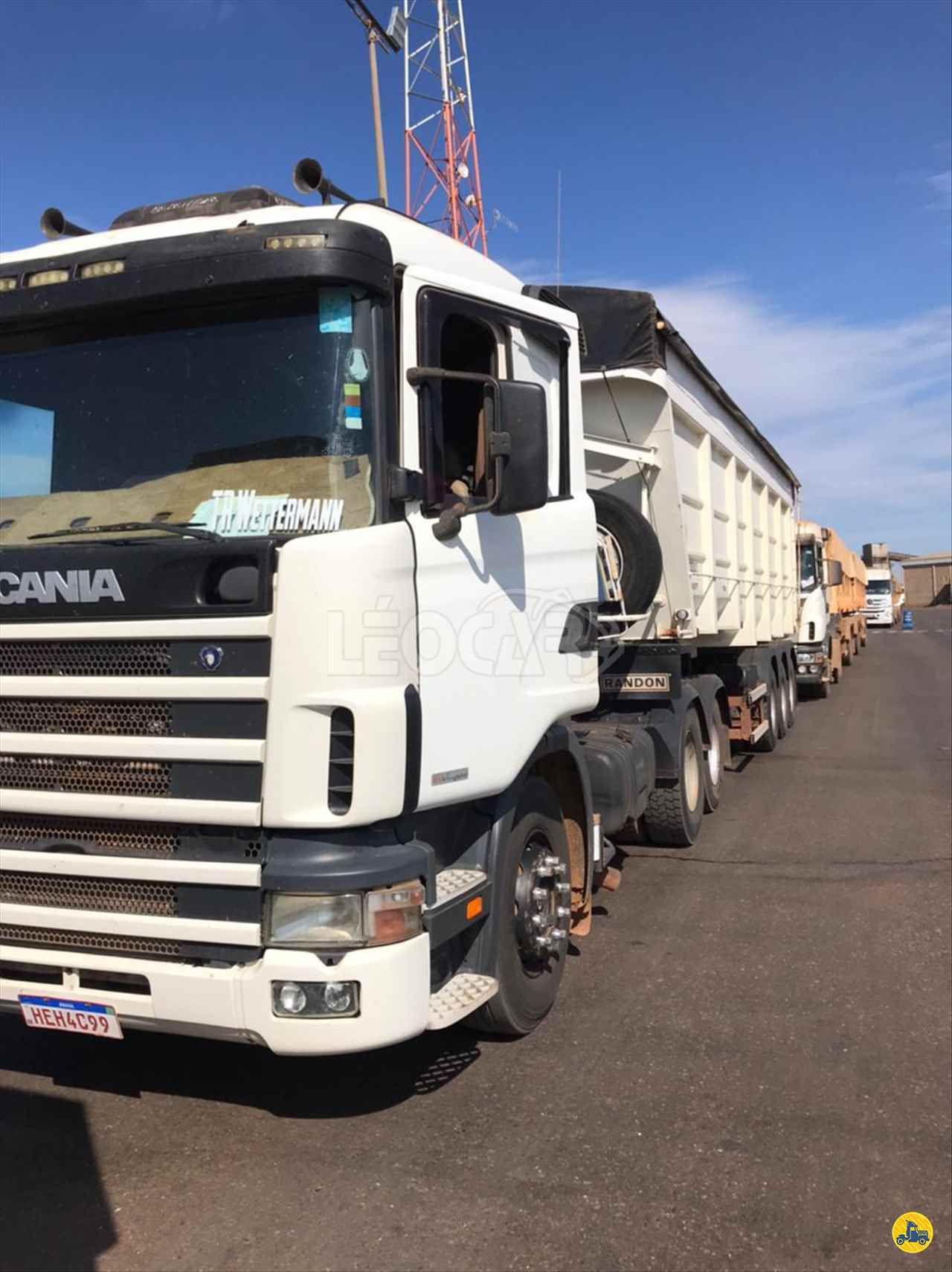 SCANIA 380 de Leocar Caminhões - PRIMAVERA DO LESTE/MT
