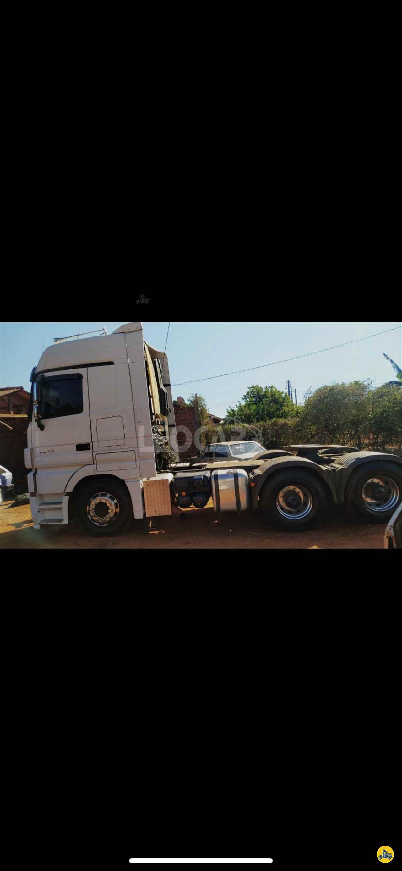 CAMINHAO MERCEDES-BENZ MB 2646 Cavalo Mecânico Traçado 6x4 Leocar Caminhões PRIMAVERA DO LESTE MATO GROSSO MT