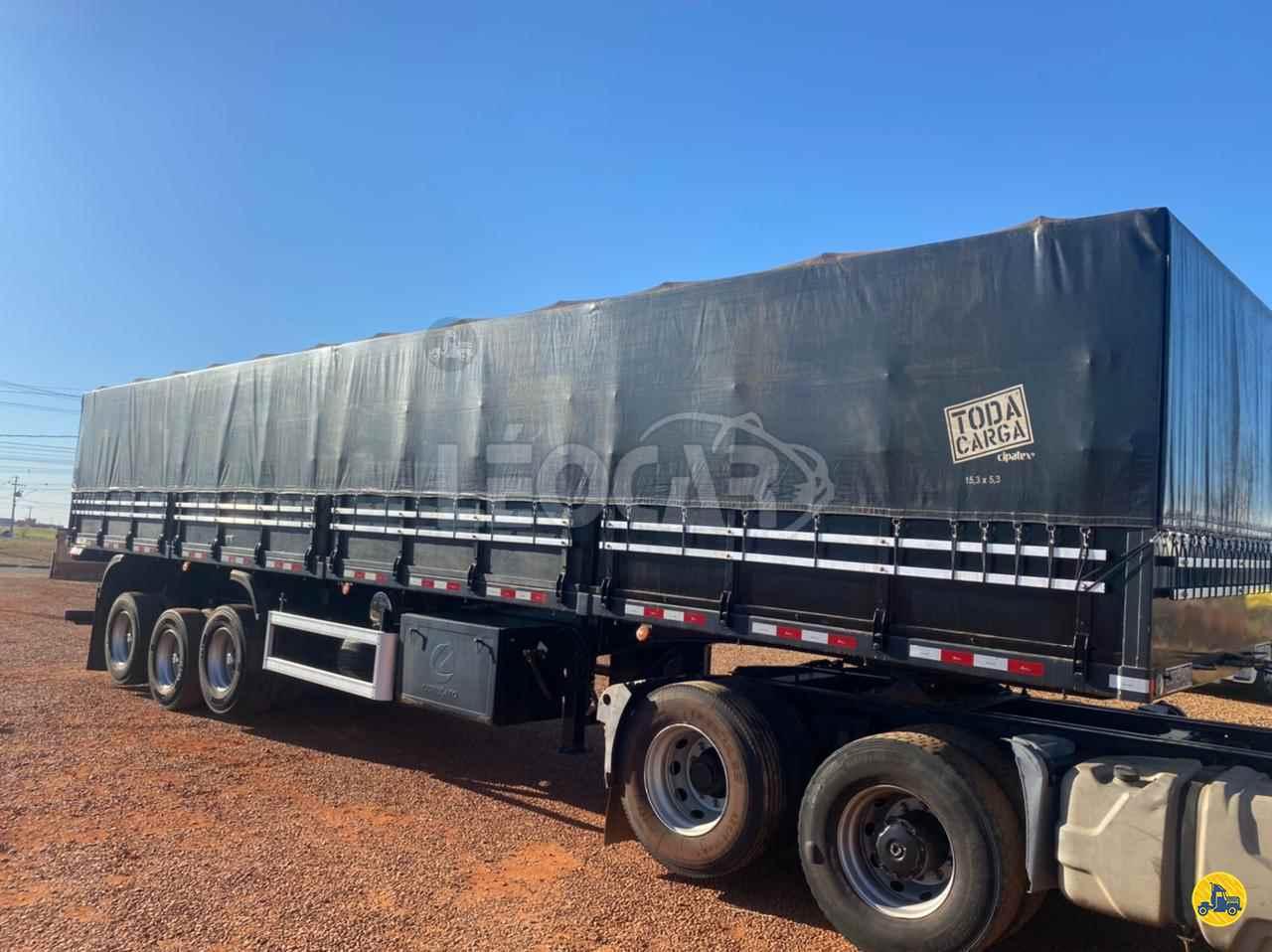 CARRETA SEMI-REBOQUE GRANELEIRO Leocar Caminhões PRIMAVERA DO LESTE MATO GROSSO MT