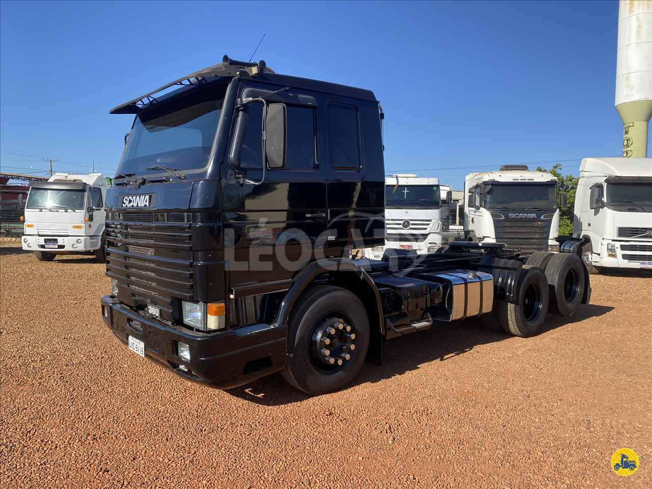 SCANIA 112 360 de Leocar Caminhões - PRIMAVERA DO LESTE/MT