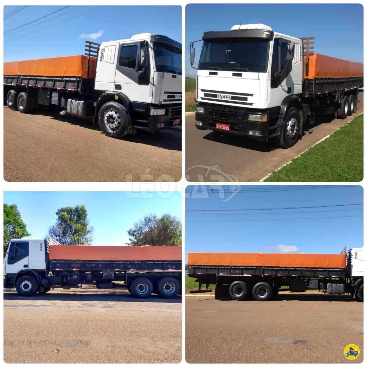 CAMINHAO IVECO ECCURSOR 450E32 Graneleiro Truck 6x2 Leocar Caminhões PRIMAVERA DO LESTE MATO GROSSO MT