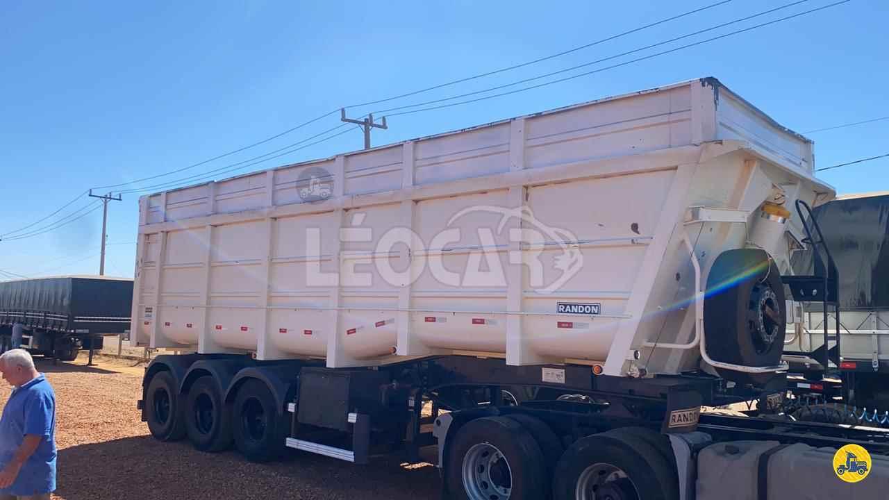 CARRETA SEMI-REBOQUE BASCULANTE Leocar Caminhões PRIMAVERA DO LESTE MATO GROSSO MT