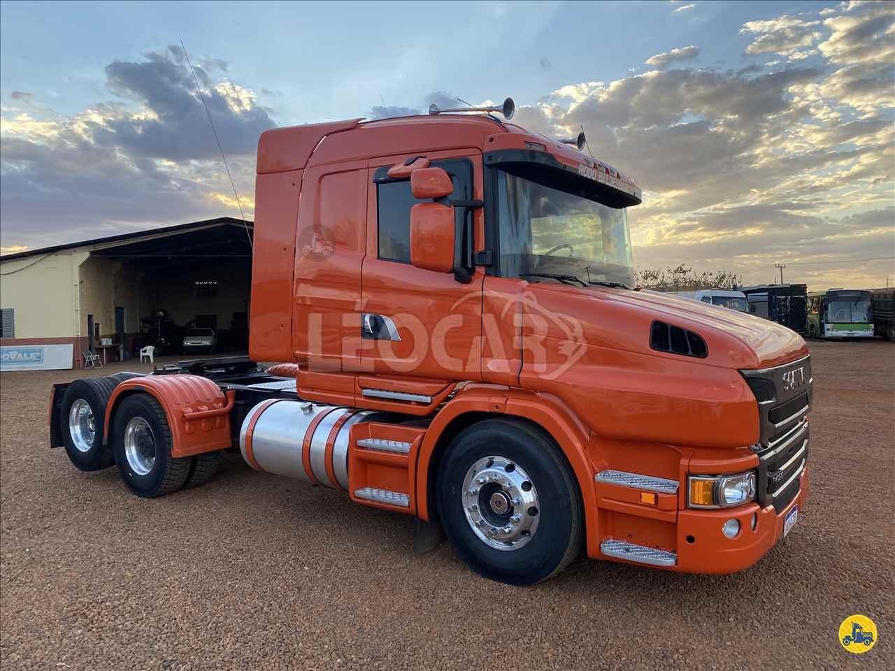 SCANIA 420 de Leocar Caminhões - PRIMAVERA DO LESTE/MT