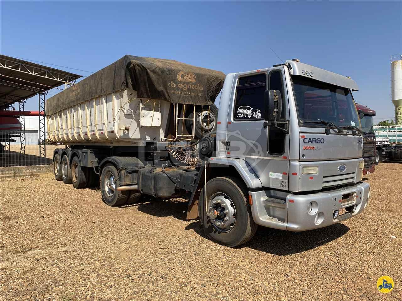 CAMINHAO FORD CARGO 4532 Caçamba Basculante Toco 4x2 Leocar Caminhões PRIMAVERA DO LESTE MATO GROSSO MT