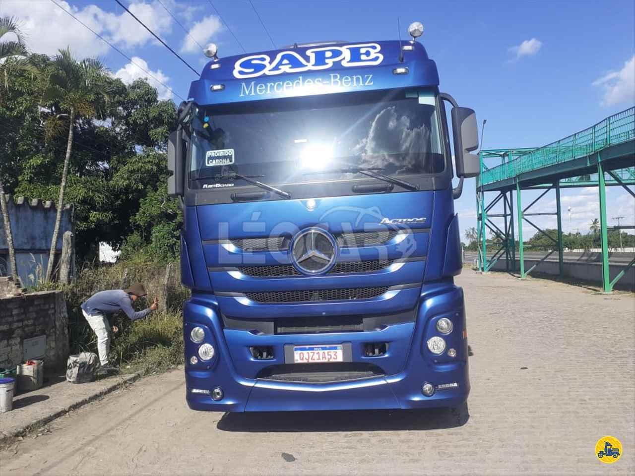CAMINHAO MERCEDES-BENZ MB 2646 Cavalo Mecânico Truck 6x2 Leocar Caminhões PRIMAVERA DO LESTE MATO GROSSO MT