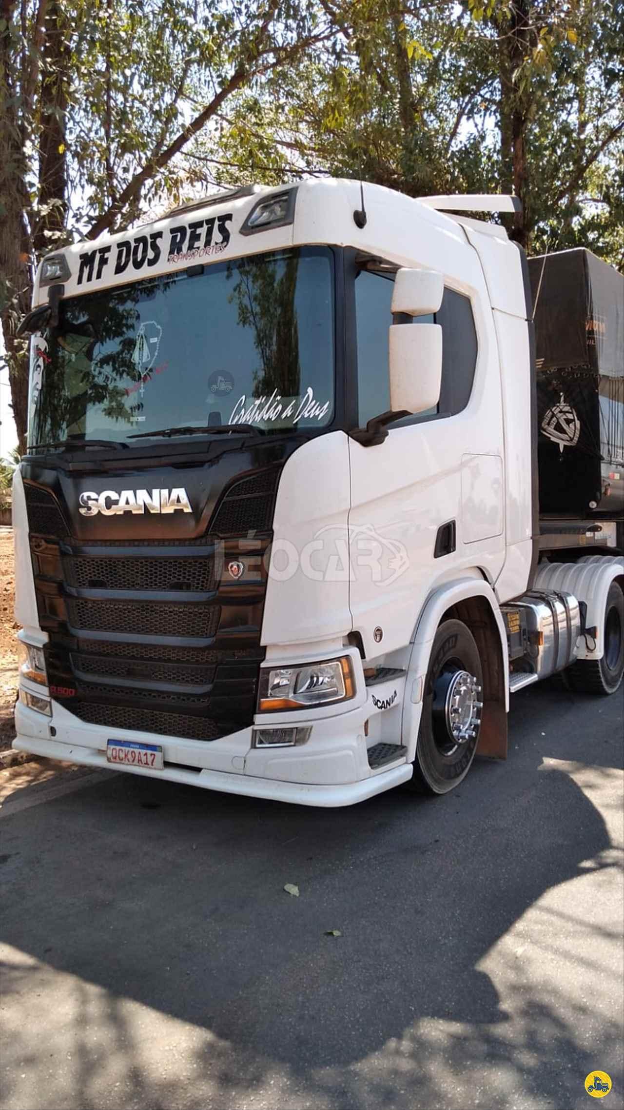 CAMINHAO SCANIA SCANIA 500 Cavalo Mecânico Traçado 6x4 Leocar Caminhões PRIMAVERA DO LESTE MATO GROSSO MT