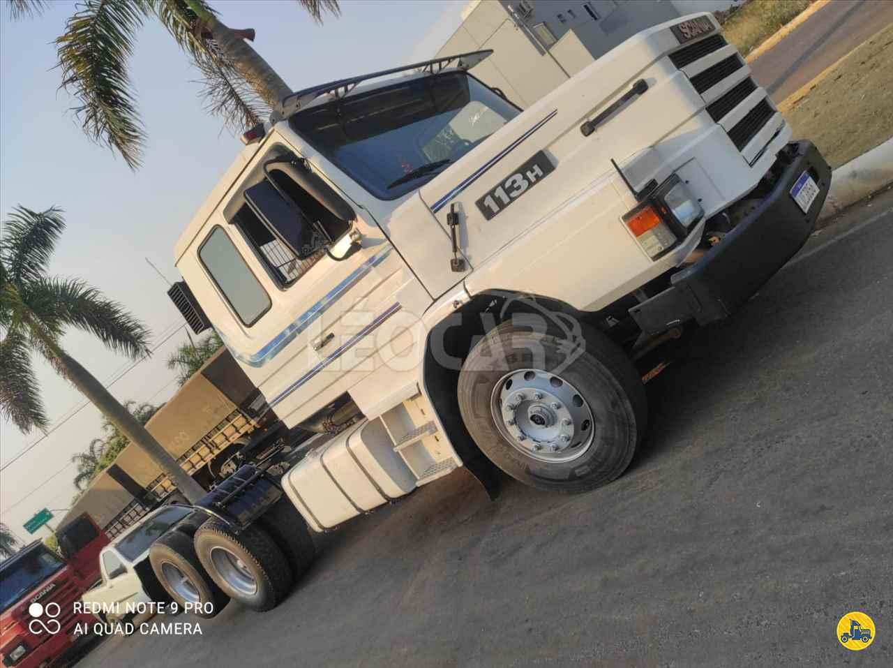 SCANIA 113 360 de Leocar Caminhões - PRIMAVERA DO LESTE/MT