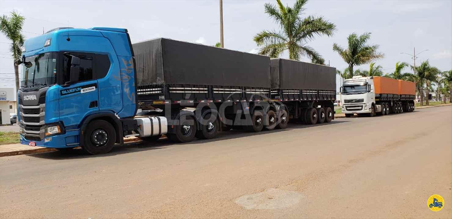 CAMINHAO SCANIA SCANIA 500 Graneleiro Traçado 6x4 Leocar Caminhões PRIMAVERA DO LESTE MATO GROSSO MT