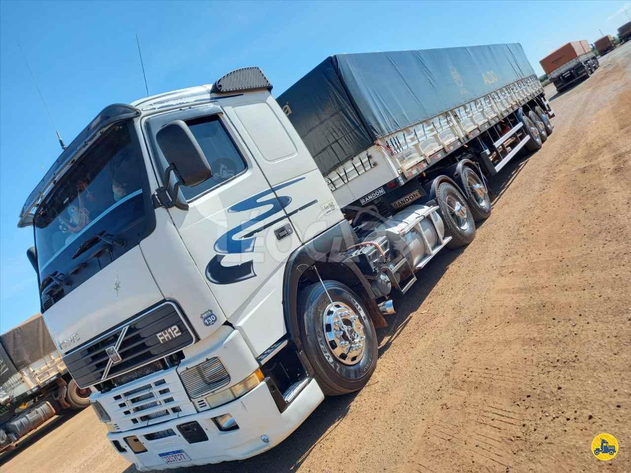 CAMINHAO VOLVO VOLVO FH12 380 Graneleiro Truck 6x2 Leocar Caminhões PRIMAVERA DO LESTE MATO GROSSO MT