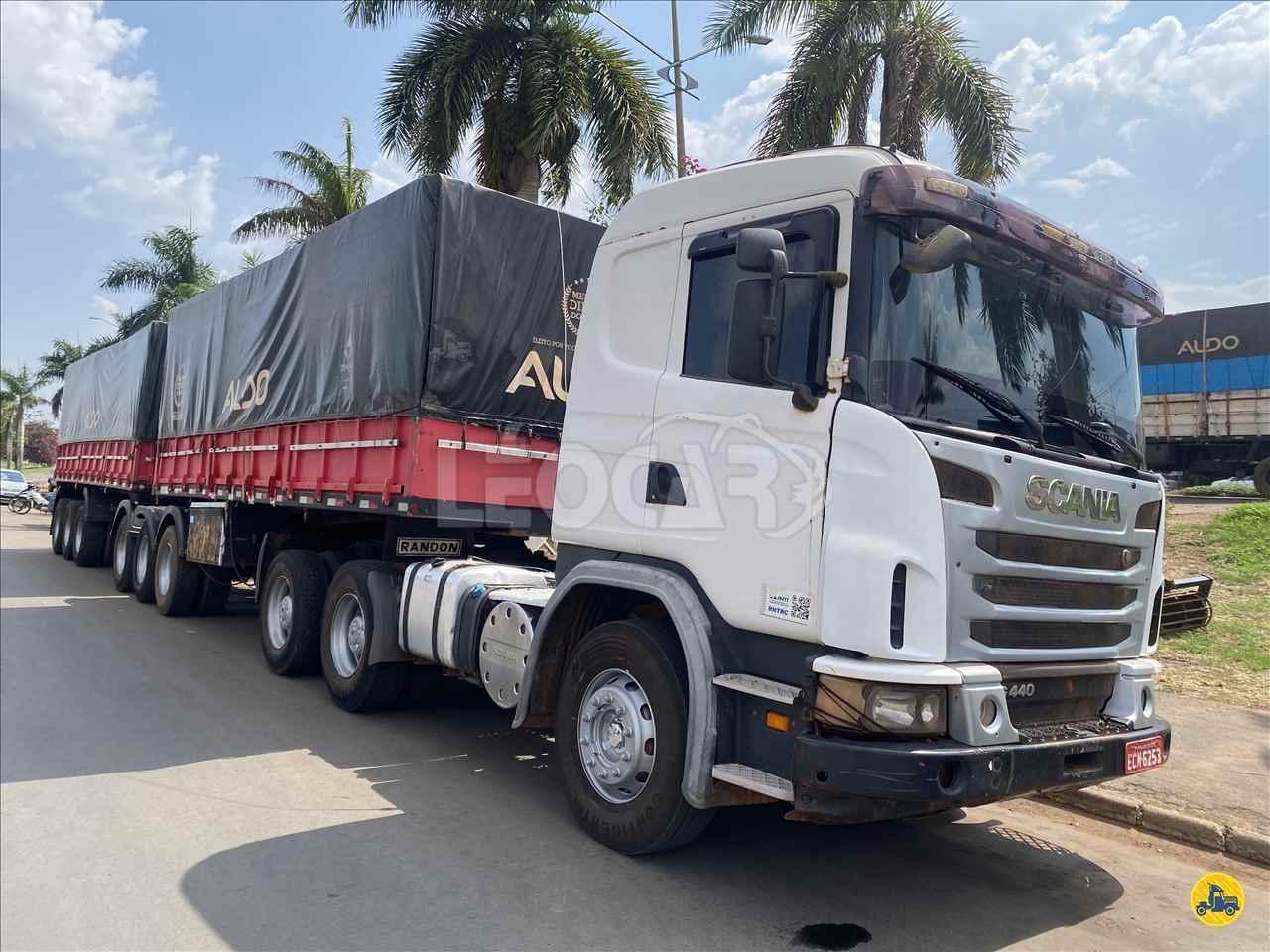 CAMINHAO SCANIA SCANIA 440 Graneleiro Traçado 6x4 Leocar Caminhões PRIMAVERA DO LESTE MATO GROSSO MT
