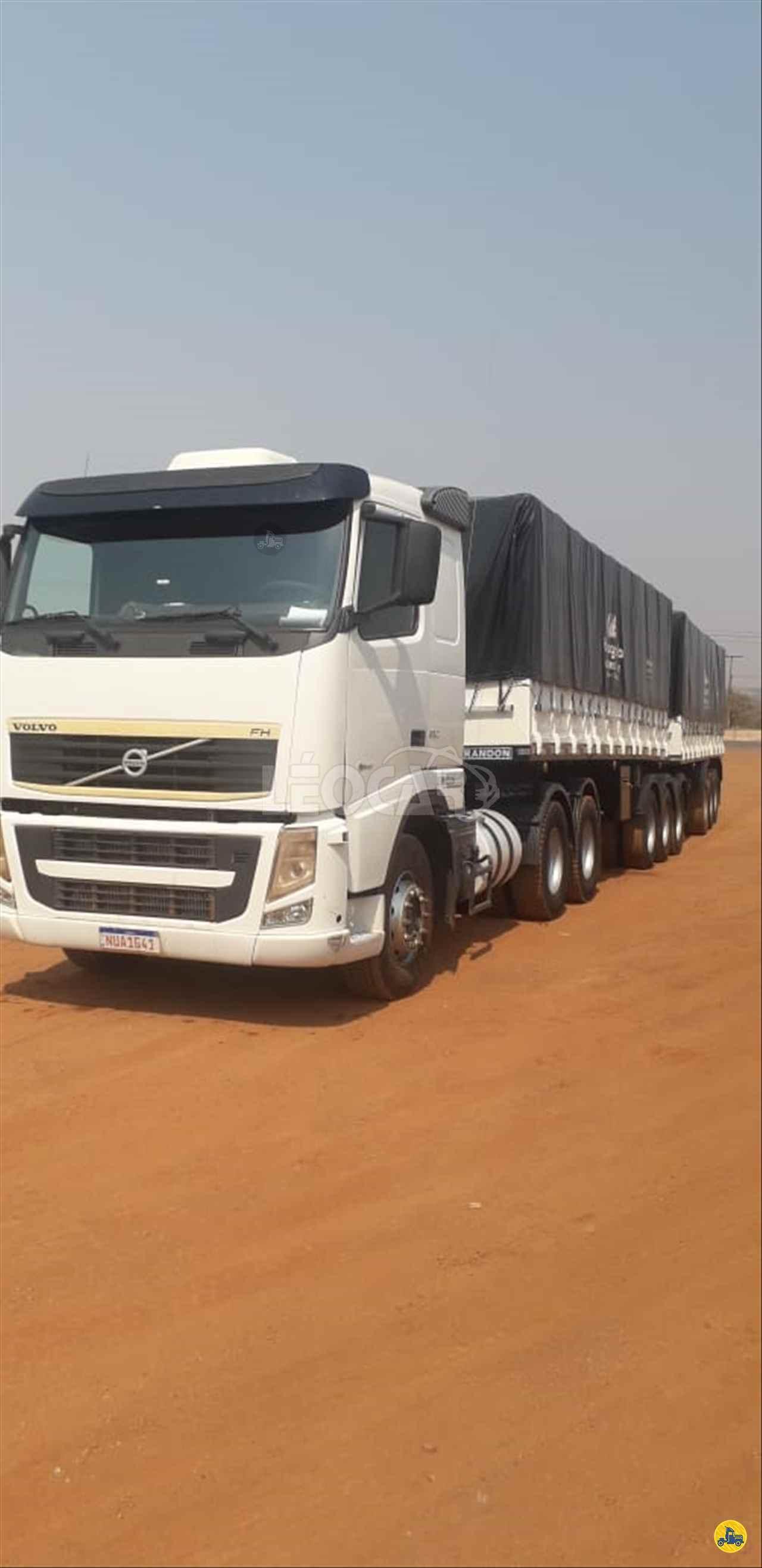 CAMINHAO VOLVO VOLVO FH 520 Graneleiro Traçado 6x4 Leocar Caminhões PRIMAVERA DO LESTE MATO GROSSO MT
