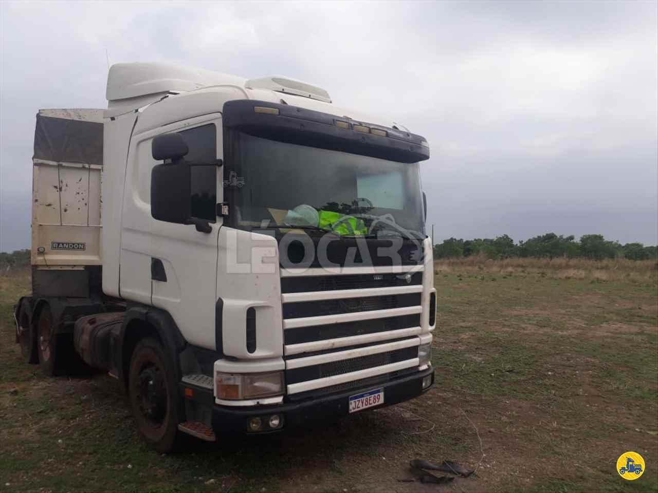 CAMINHAO SCANIA SCANIA 400 Caçamba Basculante Truck 6x2 Leocar Caminhões PRIMAVERA DO LESTE MATO GROSSO MT