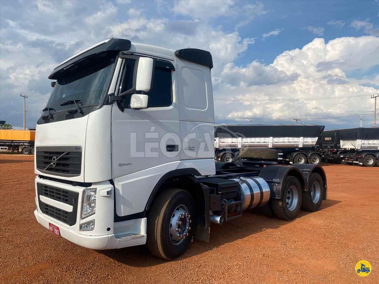 VOLVO FH 460 de Leocar Caminhões - PRIMAVERA DO LESTE/MT