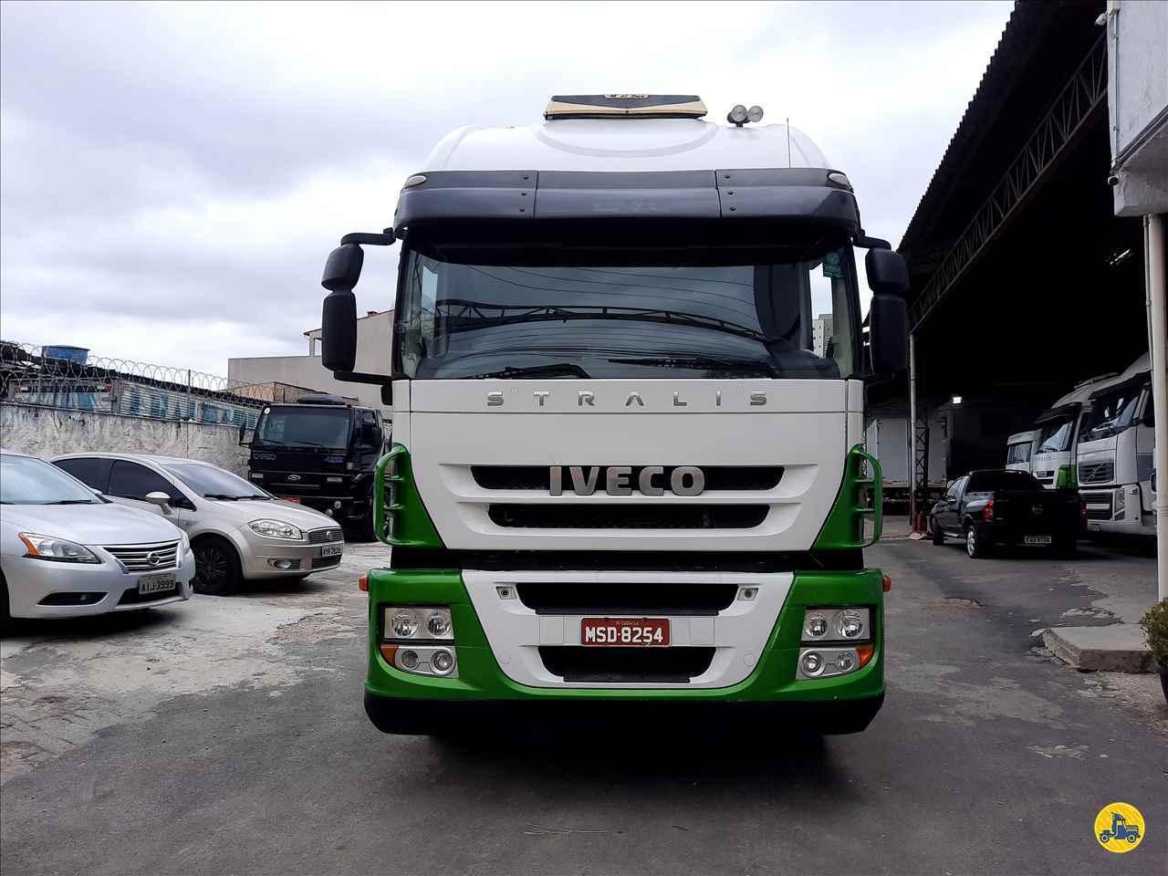 CAMINHAO IVECO STRALIS 380 Cavalo Mecânico Truck 6x2 Cangueiro Caminhões SAO PAULO SÃO PAULO SP