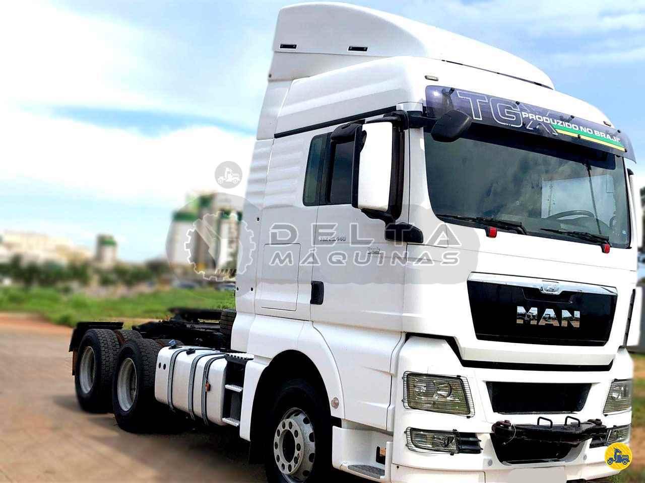 CAMINHAO MAN TGX 28 440 Cavalo Mecânico Traçado 6x4 Delta Caminhões e Máquinas LONDRINA PARANÁ PR