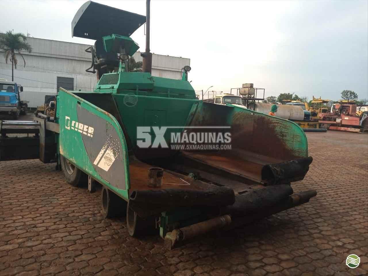 MAQUINAS CIBER VIBROACABADORA 5X Máquinas  CAMPO GRANDE MATO GROSSO DO SUL MS