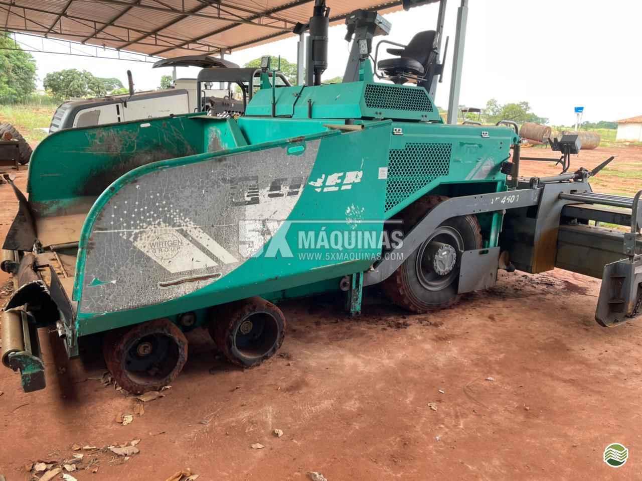 EQUIPAMENTOS CONSTRUÇÃO VIBRO ACABADORA 5X Máquinas  CAMPO GRANDE MATO GROSSO DO SUL MS