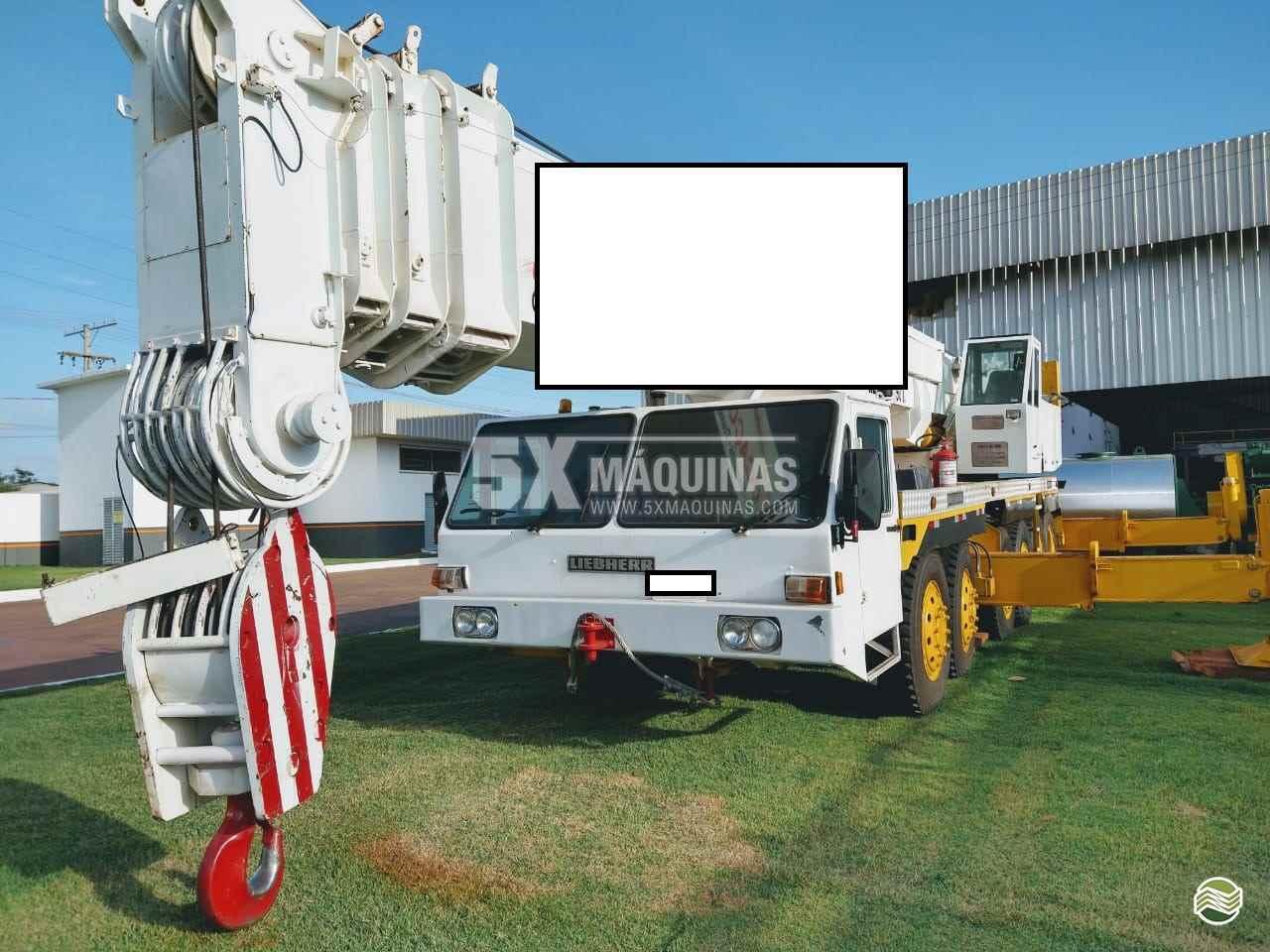 GUINDASTE LIEBHERR LTM 1090 5X Máquinas  CAMPO GRANDE MATO GROSSO DO SUL MS