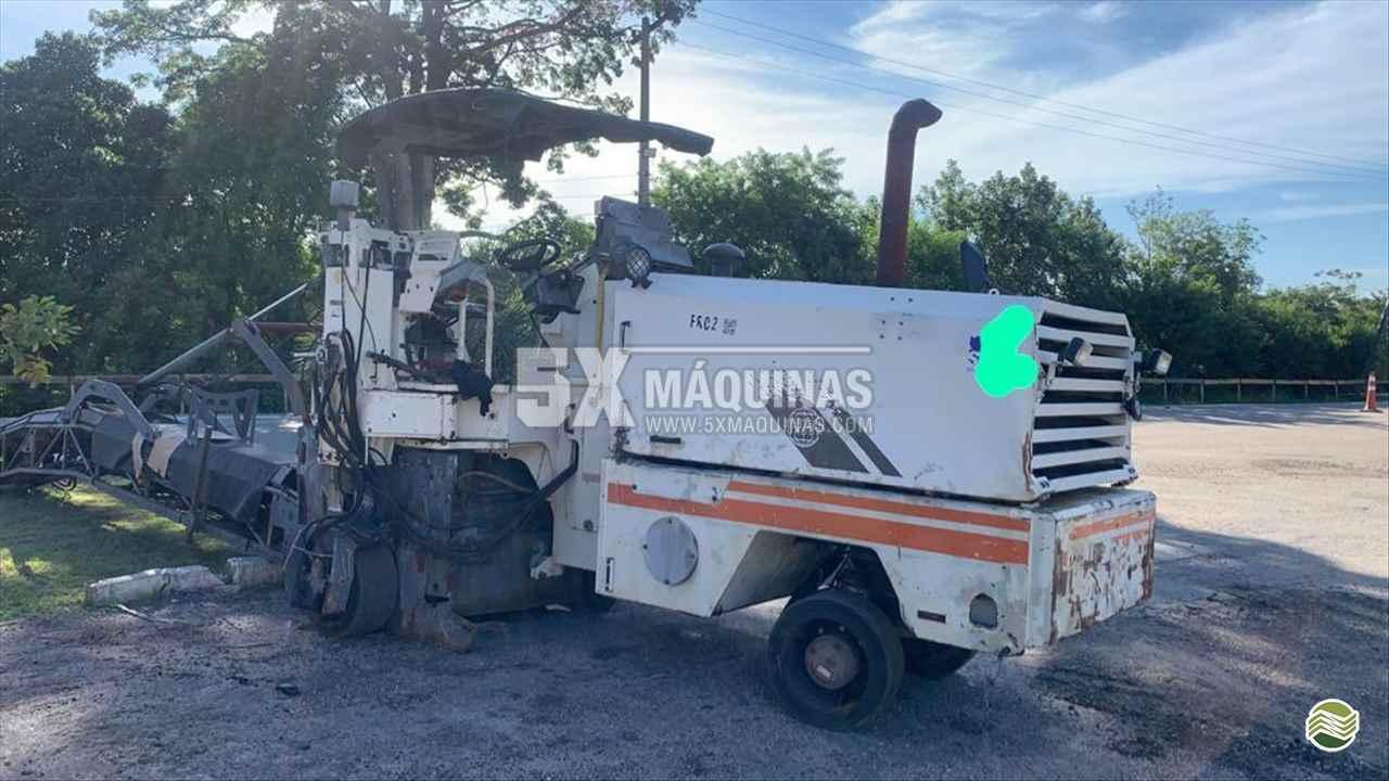 MAQUINAS WIRTGEN FRESADORA 5X Máquinas  CAMPO GRANDE MATO GROSSO DO SUL MS
