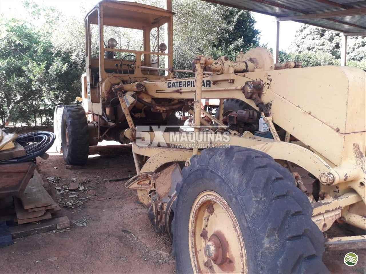 MOTONIVELADORA CATERPILLAR 12E 5X Máquinas  CAMPO GRANDE MATO GROSSO DO SUL MS