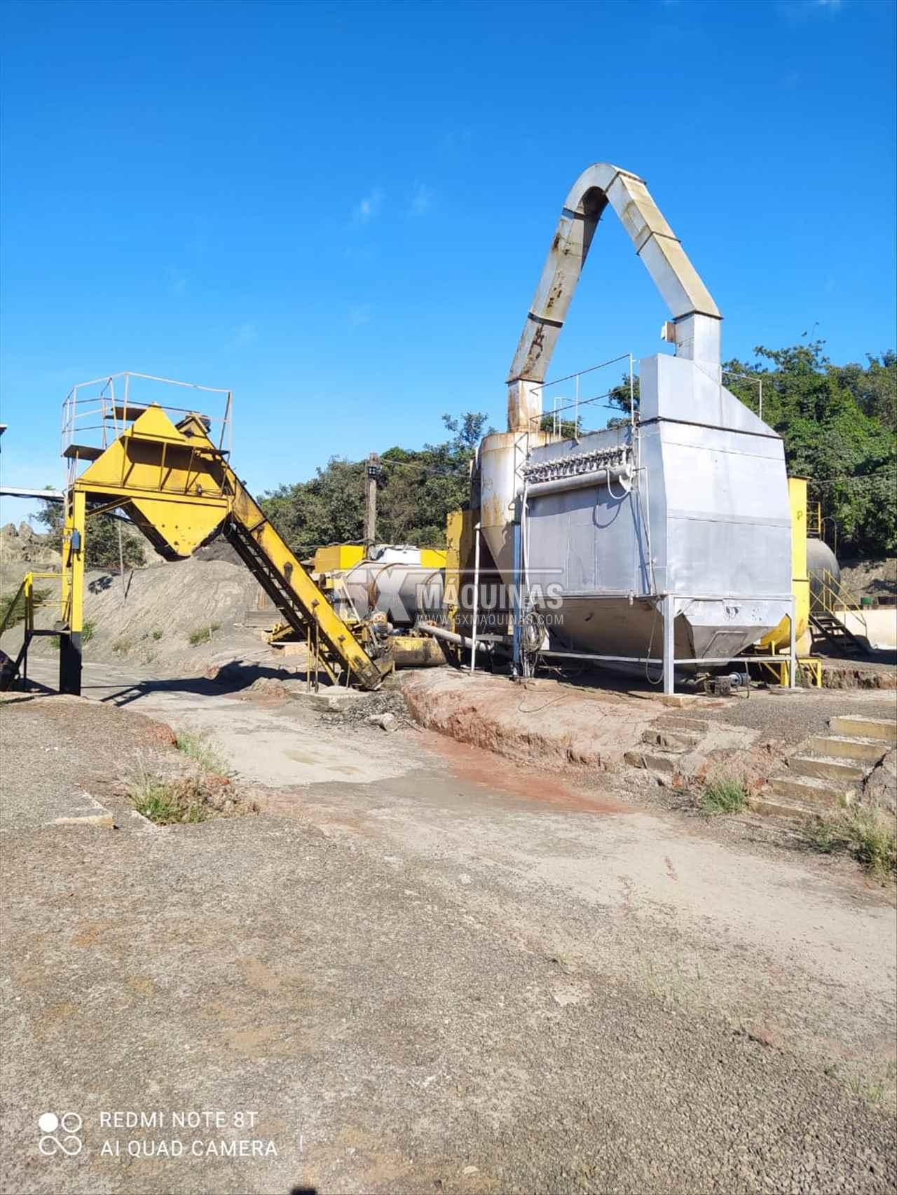 EQUIPAMENTOS CONSTRUÇÃO USINA ASFALTO 5X Máquinas  CAMPO GRANDE MATO GROSSO DO SUL MS