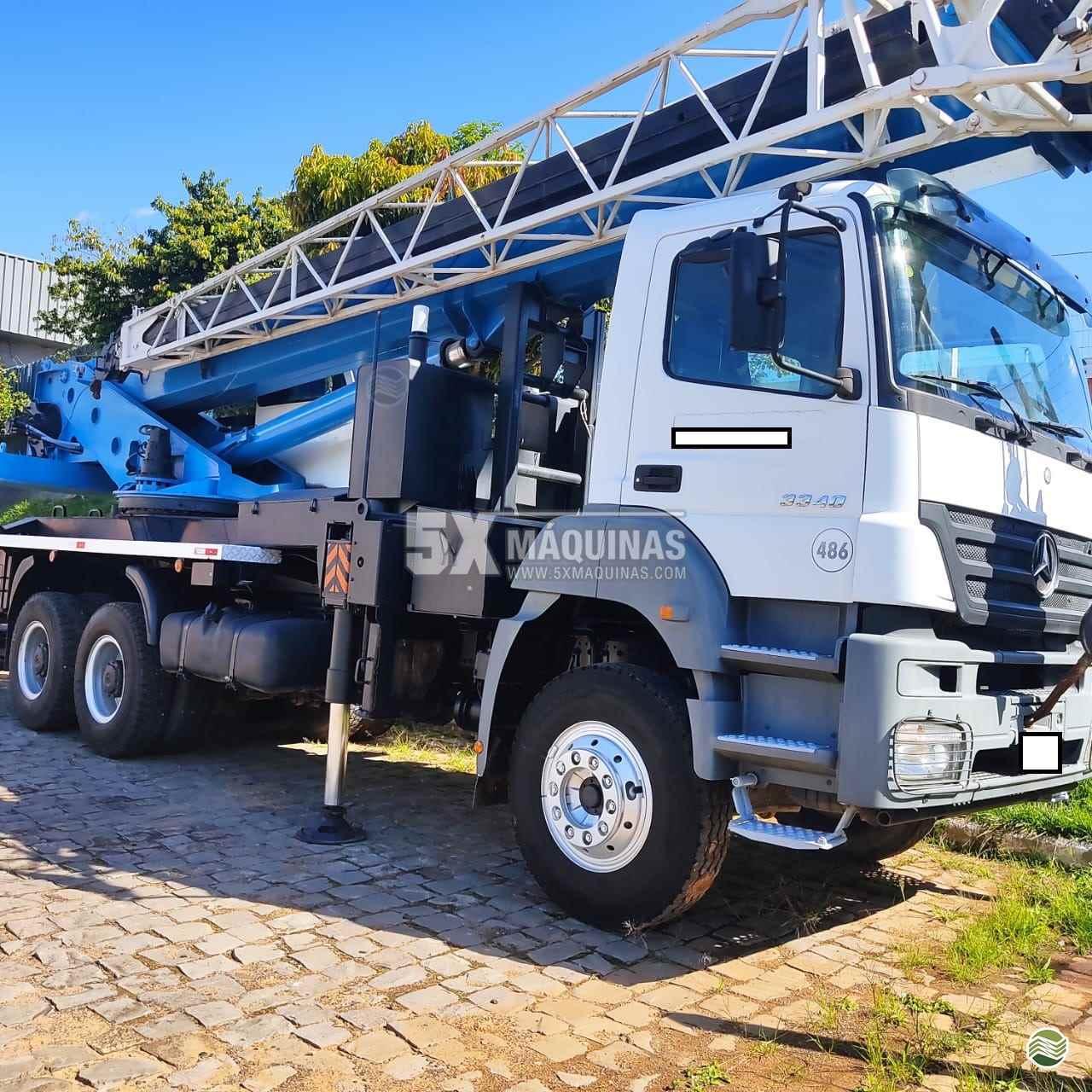 GUINDASTE TKA TKA 40.700 5X Máquinas  CAMPO GRANDE MATO GROSSO DO SUL MS