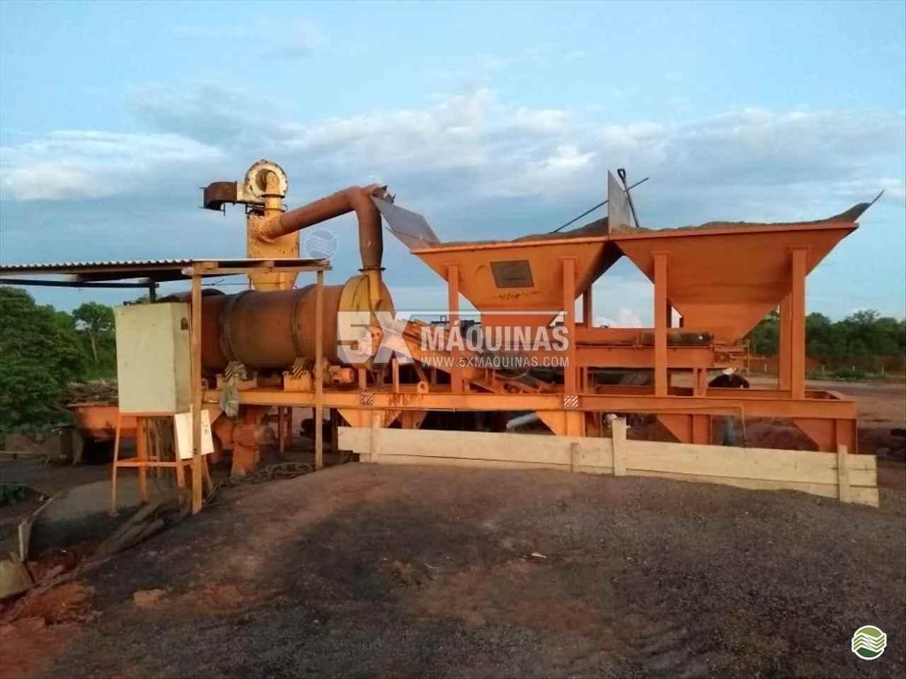 USINA ASFALTO de 5X Máquinas  - CAMPO GRANDE/MS