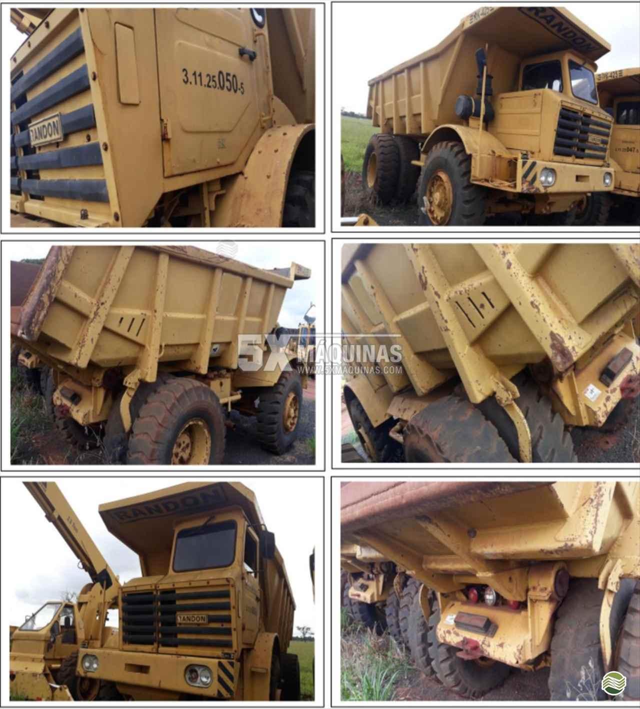 CAMINHAO RANDON RK 425 Caçamba Basculante Toco 4x2 5X Máquinas  CAMPO GRANDE MATO GROSSO DO SUL MS