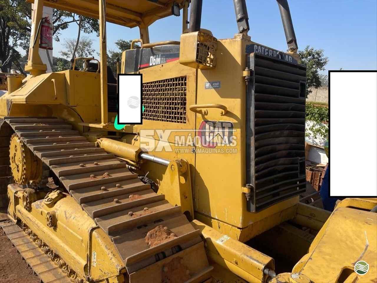 TRATOR ESTEIRA CATERPILLAR D6M 5X Máquinas  CAMPO GRANDE MATO GROSSO DO SUL MS