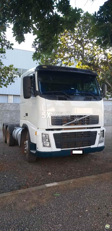 CAMINHAO VOLVO VOLVO FH 440 Cavalo Mecânico Truck 6x2 5X Máquinas  CAMPO GRANDE MATO GROSSO DO SUL MS