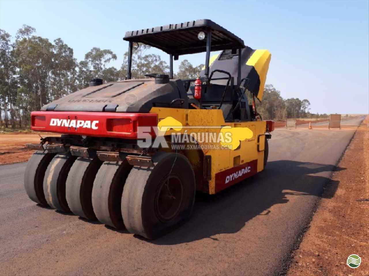 ROLO COMPACTADOR DYNAPAC CP274 5X Máquinas  CAMPO GRANDE MATO GROSSO DO SUL MS