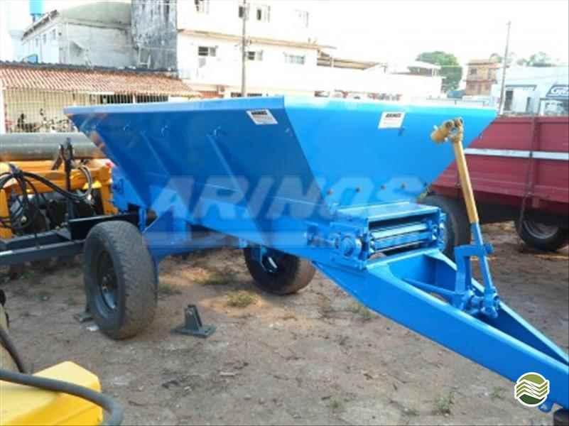 IMPLEMENTOS AGRICOLAS DISTRIBUIDOR CALCÁRIO 3000 Kg Arinos Agrícola ITAITUBA PARÁ PA