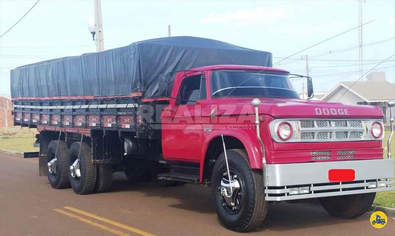 CAMINHAO DODGE DODGE 400 Graneleiro Truck 6x2 Realiza Caminhões - Umuarama UMUARAMA PARANÁ PR