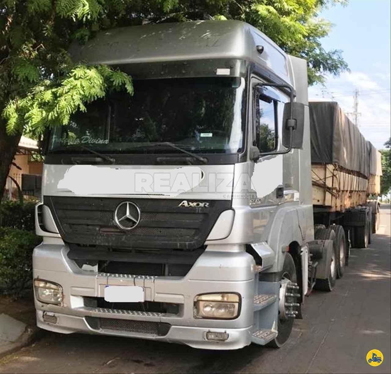 CAMINHAO MERCEDES-BENZ MB 2540 Caçamba Basculante Truck 6x2 Realiza Caminhões - Umuarama UMUARAMA PARANÁ PR