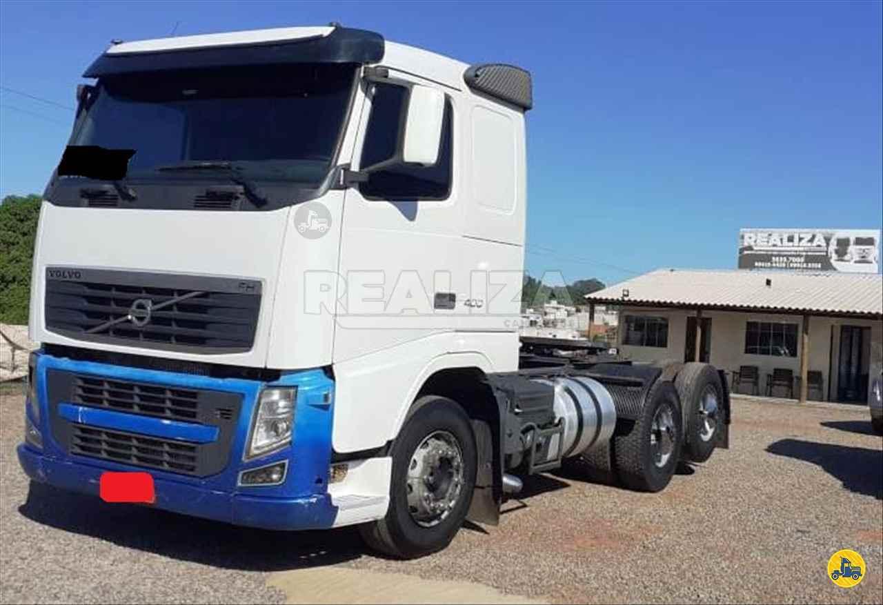CAMINHAO VOLVO VOLVO FH 400 Cavalo Mecânico Truck 6x2 Realiza Caminhões - Umuarama UMUARAMA PARANÁ PR