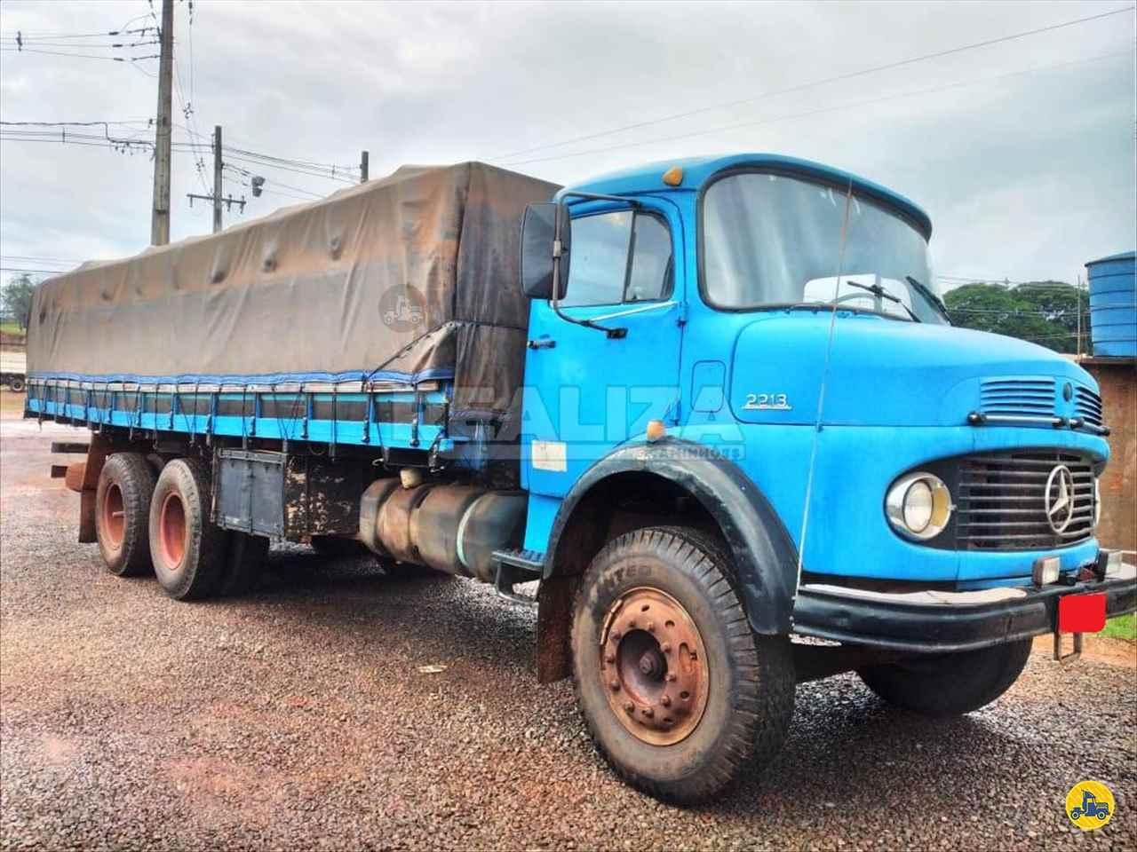 CAMINHAO MERCEDES-BENZ MB 2213 Graneleiro Truck 6x2 Realiza Caminhões - Umuarama UMUARAMA PARANÁ PR