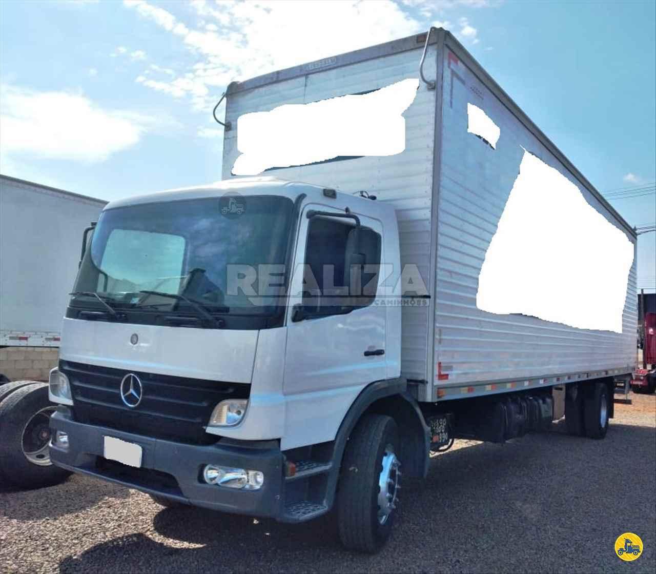 CAMINHAO MERCEDES-BENZ MB 1518 Baú Furgão Truck 6x2 Realiza Caminhões - Umuarama UMUARAMA PARANÁ PR