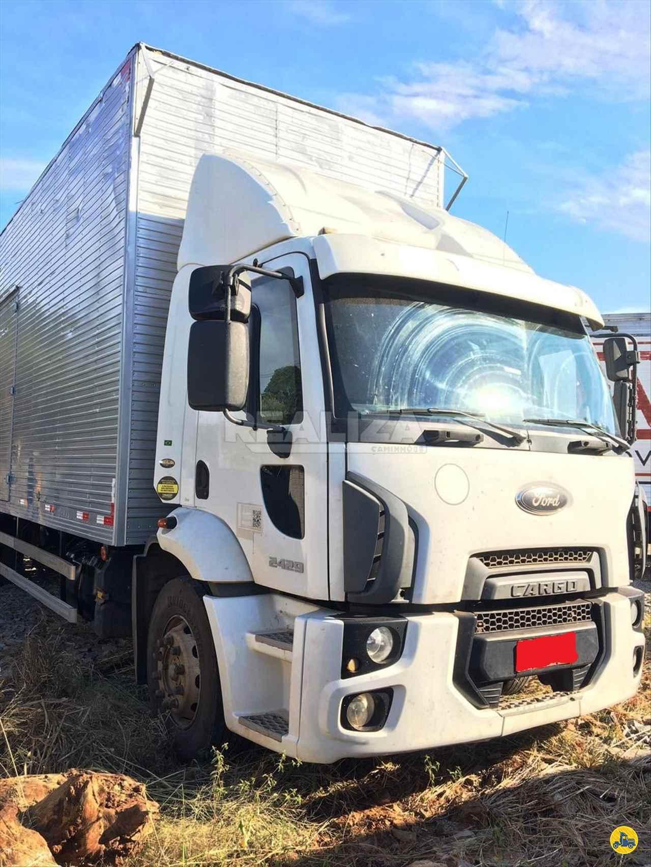 CAMINHAO FORD CARGO 2429 Chassis Truck 6x2 Realiza Caminhões - Umuarama UMUARAMA PARANÁ PR