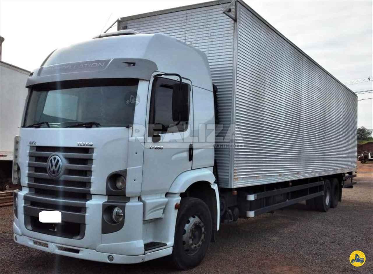 CAMINHAO VOLKSWAGEN VW 17250 Baú Furgão Truck 6x2 Realiza Caminhões - Umuarama UMUARAMA PARANÁ PR