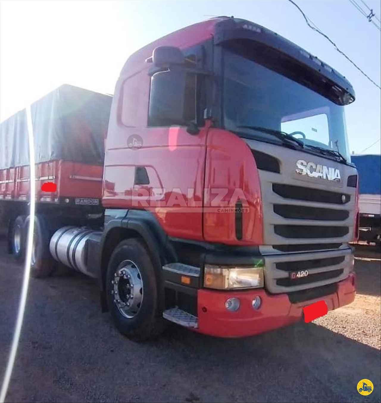 CAMINHAO SCANIA SCANIA 420 Cavalo Mecânico Truck 6x2 Realiza Caminhões - Umuarama UMUARAMA PARANÁ PR