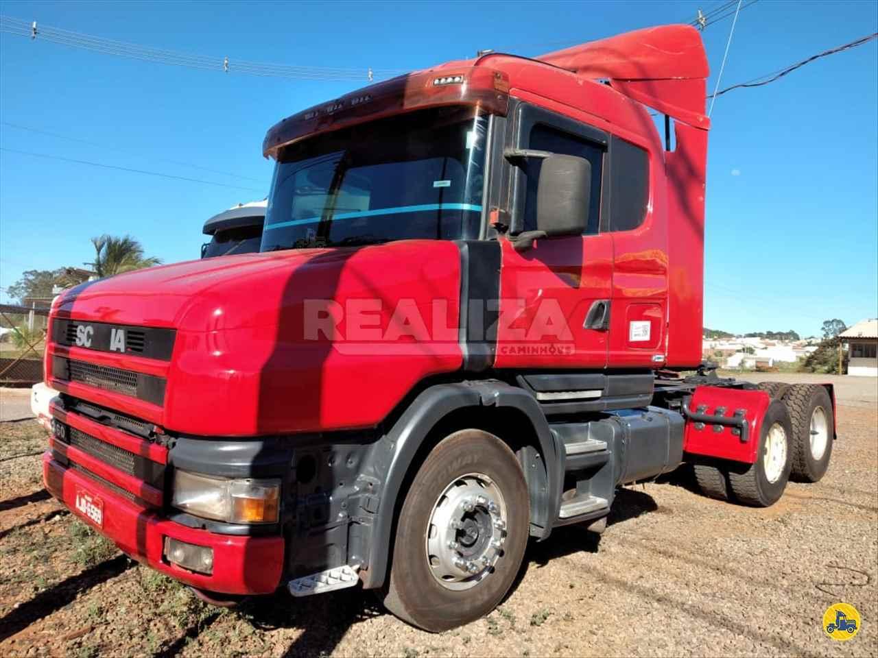 CAMINHAO SCANIA SCANIA 124 360 Cavalo Mecânico Truck 6x2 Realiza Caminhões - Umuarama UMUARAMA PARANÁ PR