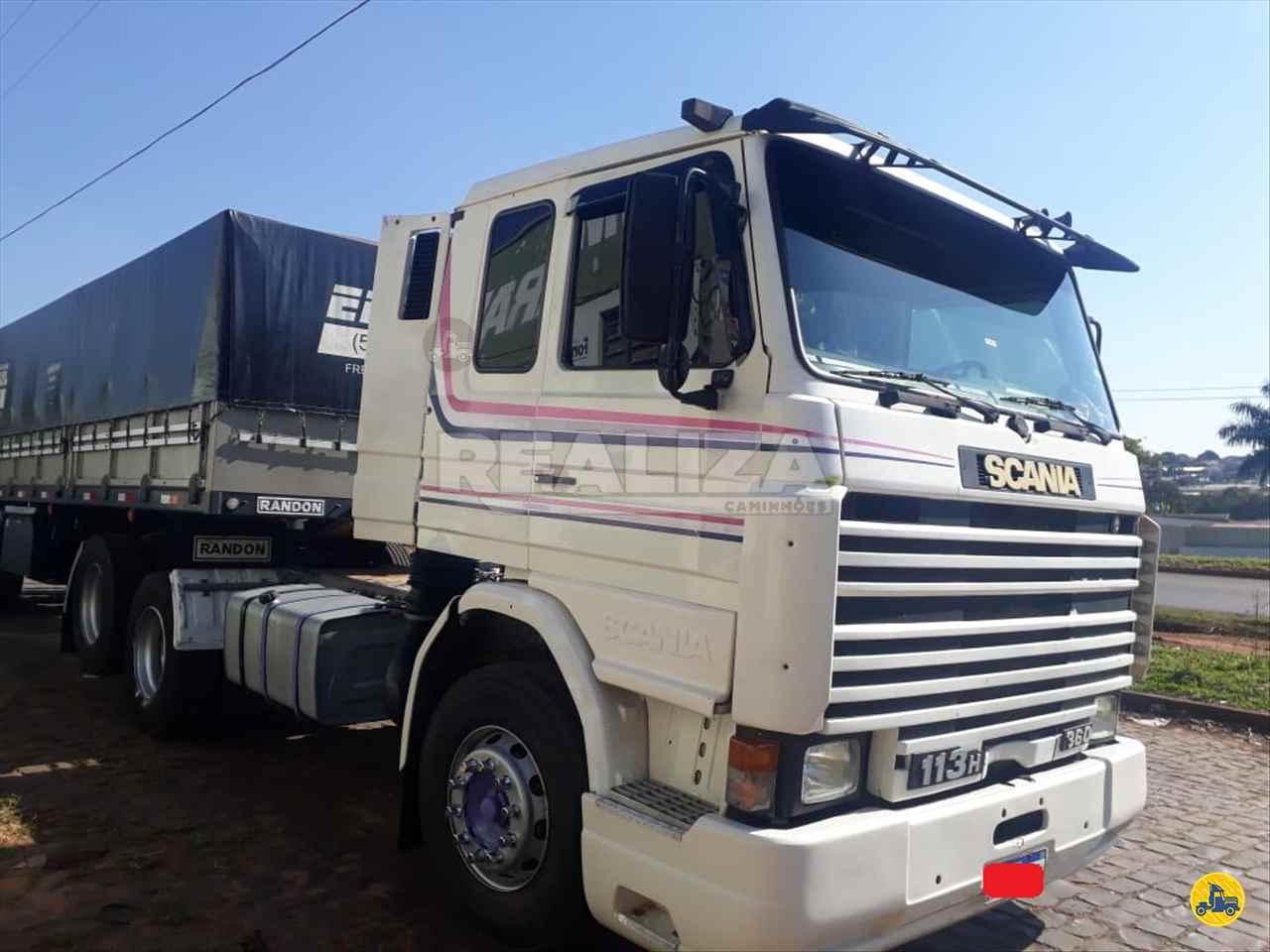 CAMINHAO SCANIA SCANIA 113 360 Cavalo Mecânico Truck 6x2 Realiza Caminhões - Umuarama UMUARAMA PARANÁ PR
