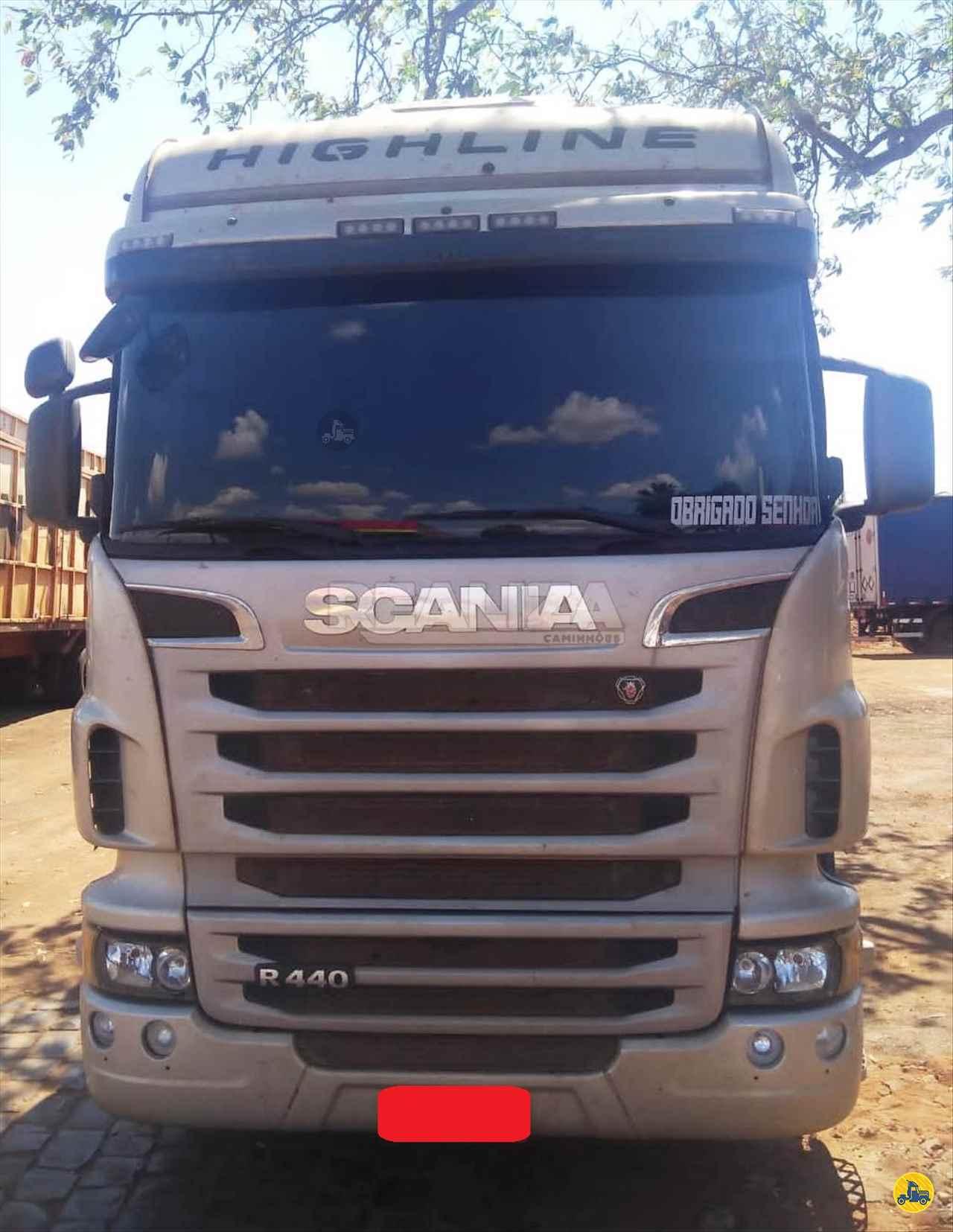 CAMINHAO SCANIA SCANIA 440 Cavalo Mecânico Traçado 6x4 Realiza Caminhões - Umuarama UMUARAMA PARANÁ PR