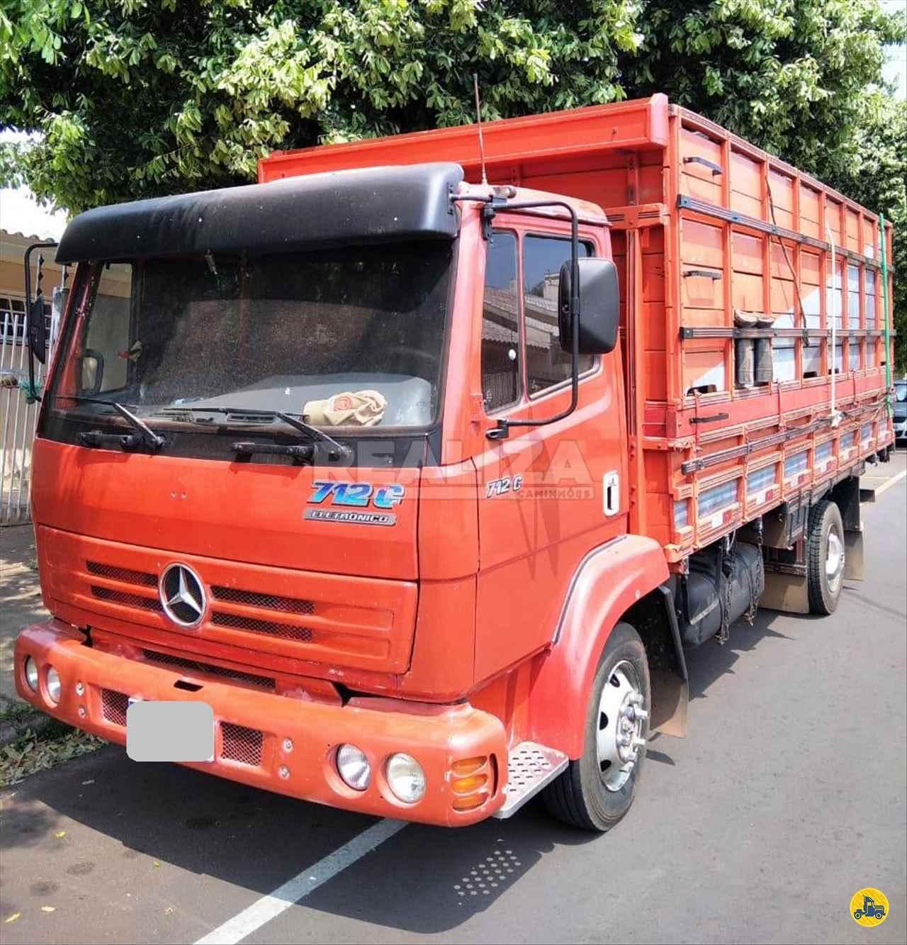 CAMINHAO MERCEDES-BENZ MB 712 Boiadeiro Toco 4x2 Realiza Caminhões - Umuarama UMUARAMA PARANÁ PR