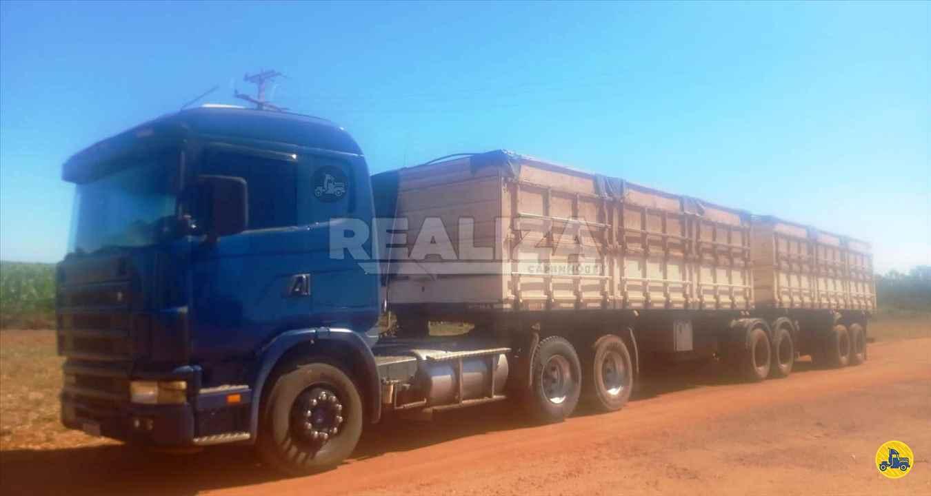 CAMINHAO SCANIA SCANIA 124 420 Graneleiro Truck 6x2 Realiza Caminhões - Umuarama UMUARAMA PARANÁ PR