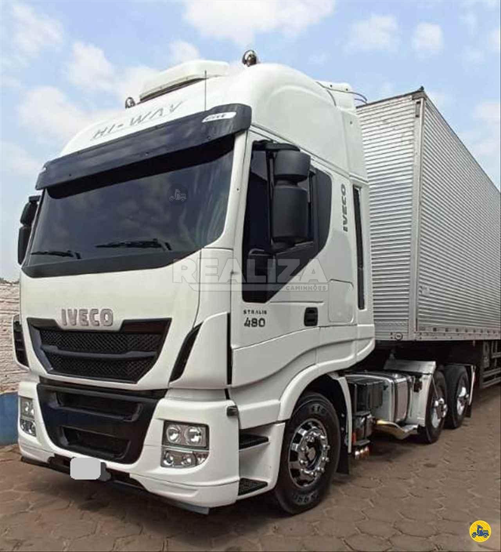 CAMINHAO IVECO STRALIS 480 Cavalo Mecânico Traçado 6x4 Realiza Caminhões - Umuarama UMUARAMA PARANÁ PR